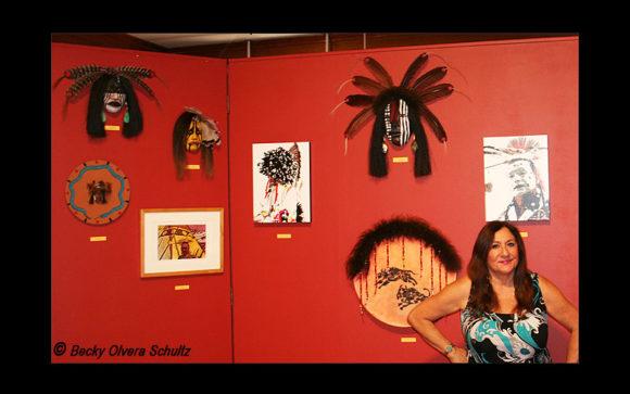 Becky Olvera Schultz-Petaluma Historical Museum Exhibit