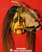 Untitled-Native Mask-©Becky Olvera Schultz