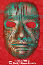 Untitled 2 Mask-©Becky Olvera Schultz