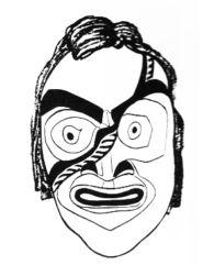 Bella Coola Mask