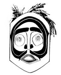 Bella Coola Mask 2