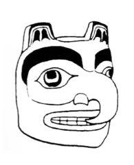 Haida Mask 3