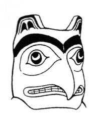 Haida Mask 4