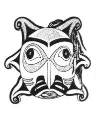 Kwakiutl Mask 2