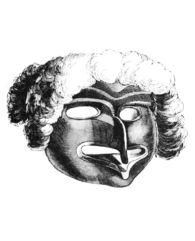 Makah Mask