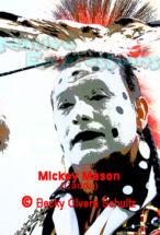Mickey Mason-©Becky Olvera Schultz