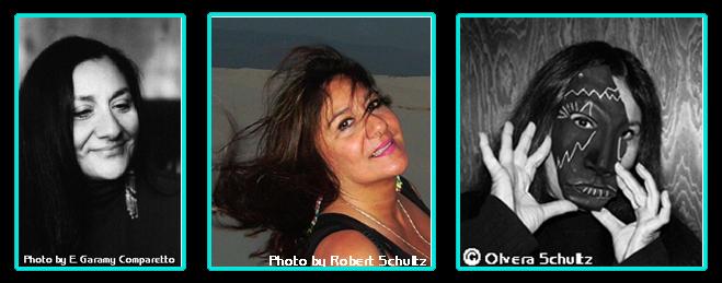 About Artist Becky Olvera Schultz