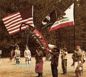Native Veterans Grand Entry