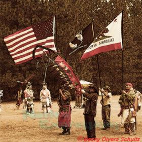 Native Veterans Grand Entry