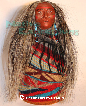 Native Doll 1-©Becky Olvera Schultz