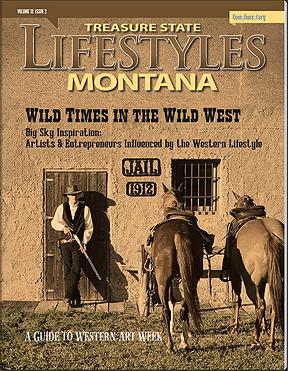 Treasure State Lifestyles Montana-Becky Olvera Schultz